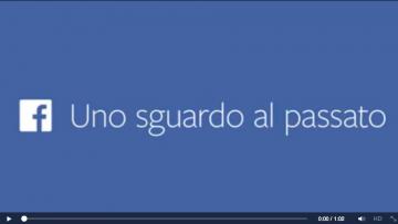 Uno sguardo al passato con Facebook