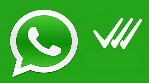 terza spunta whatsapp