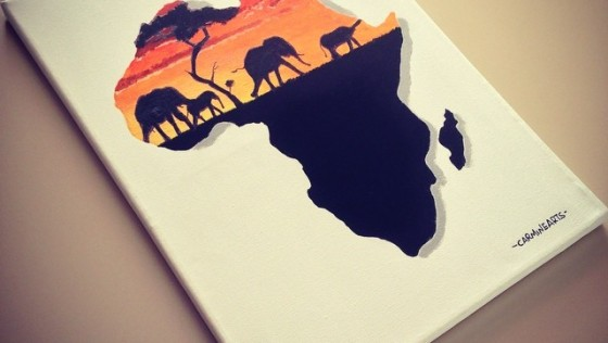 Dipinto Africa by CarmineArts