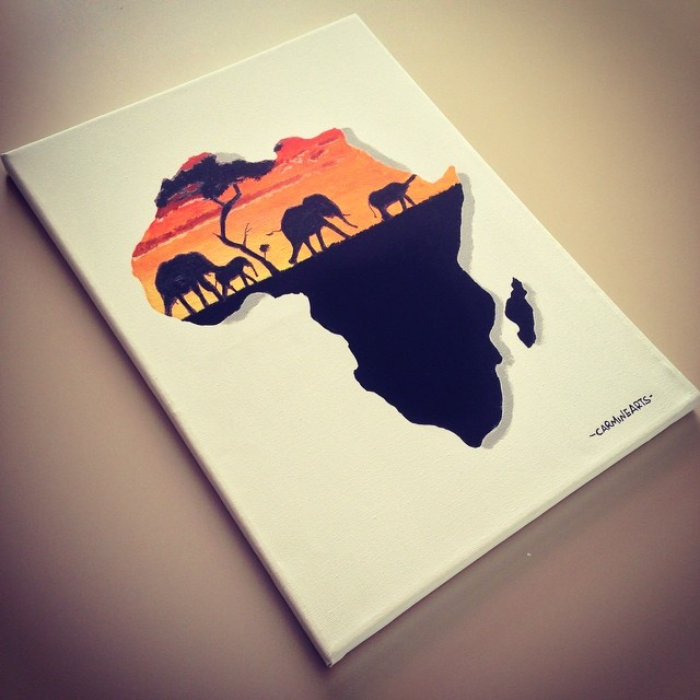 Africa by CarmineArts